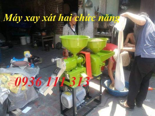 giá máy xát gạo