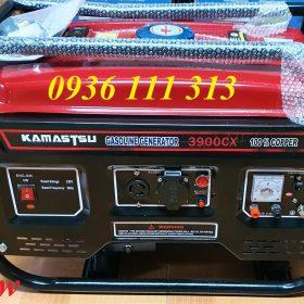 Máy Phát Điện 3Kw - Kamastsu 3900cx