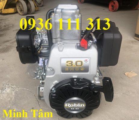 Động Cơ Máy Đầm Cóc Mikasa MT55 - Robin EH09 cc
