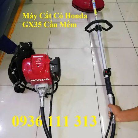 Máy Cắt Cỏ Honda GX35 Cần Mềm Đeo Lưng