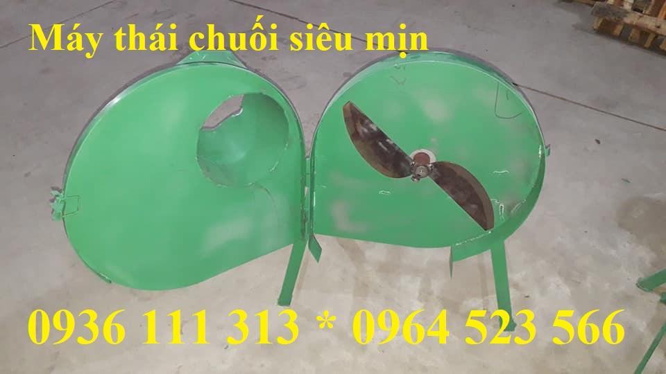Máy Thái Chuối Siêu Mịn 1.5kw