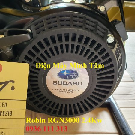 Động Cơ Robin EX17 - SuBaRu RGN3000 Nhật Bản 2.4Kw