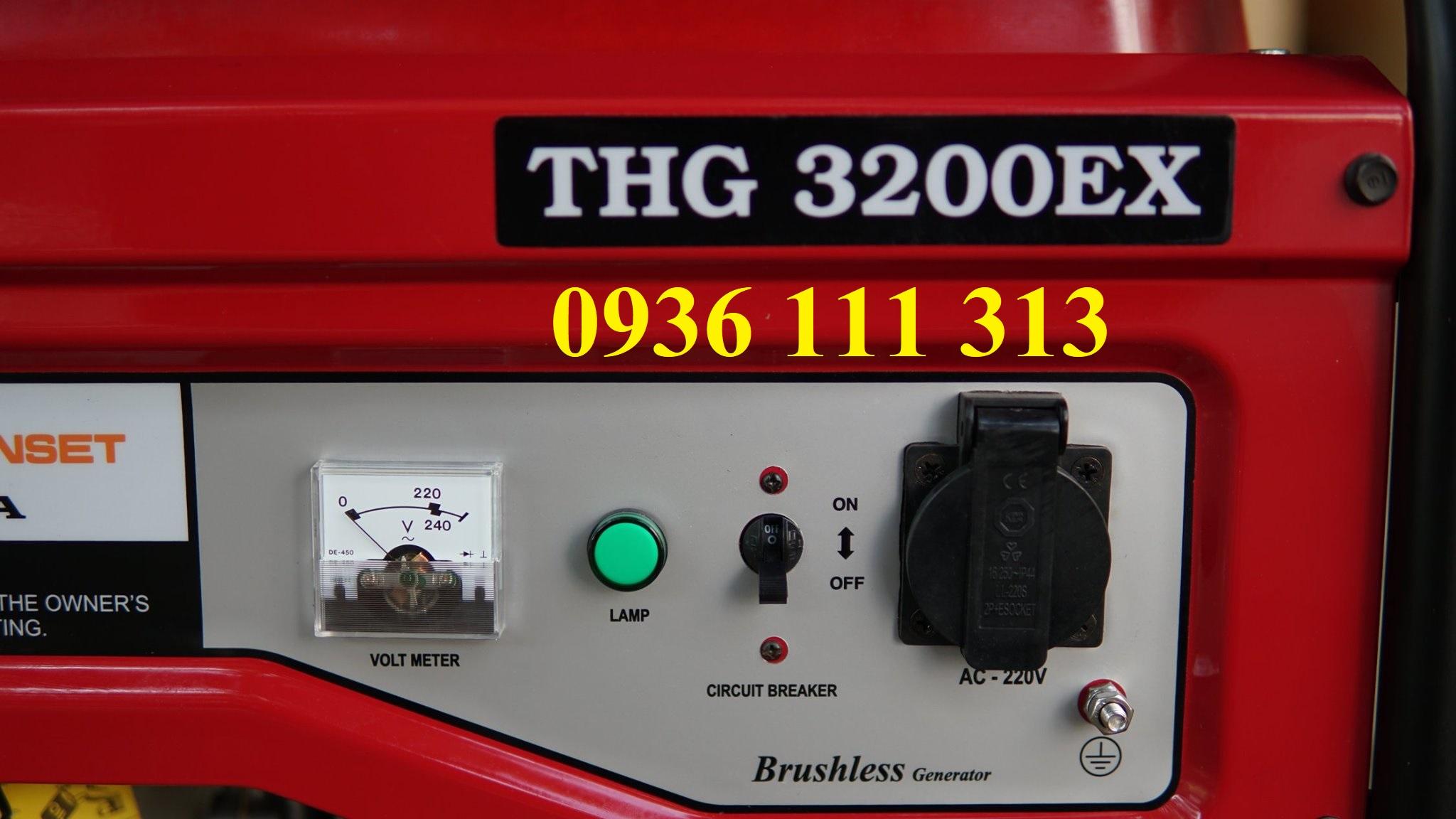 Honda 3Kw - Kyo THG3200