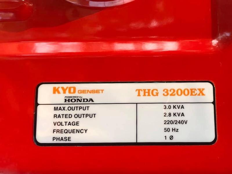 Honda Kyo THG3200