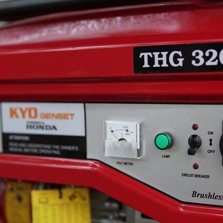 Honda Kyo THG 3200EX