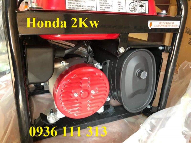 Honda EHM2900 Với Bô Giảm Thanh Lớn