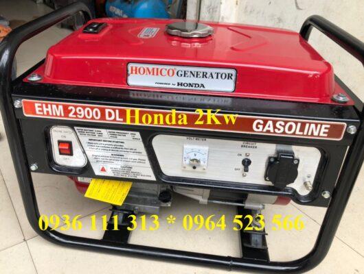 Máy phát điện gia đình 2Kw Honda Thái Lan