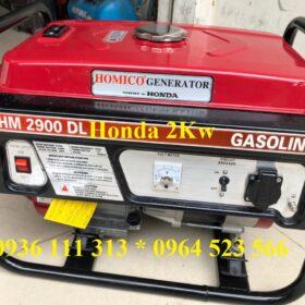 Máy Phát Điện Honda 2Kw Thái Lan - Honda EHM2900
