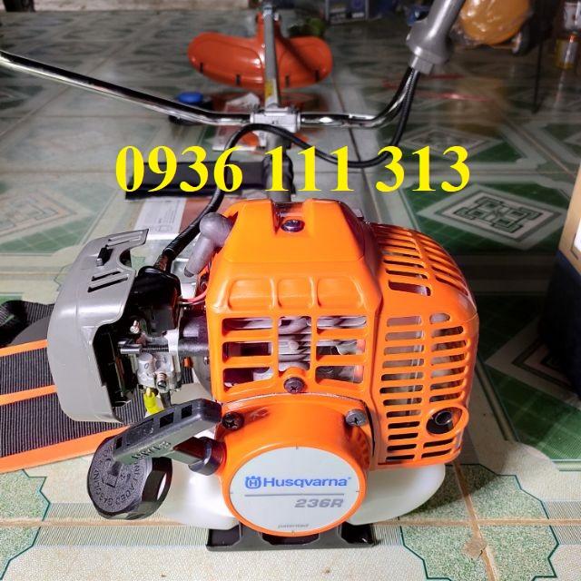 Máy Cắt Cỏ Thụy Điển 236R - Husqvarna 236R