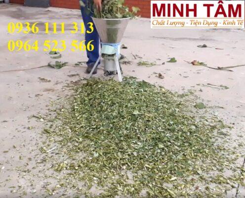 Máy Băm Rau Bèo 550W Dây Đồng 100%