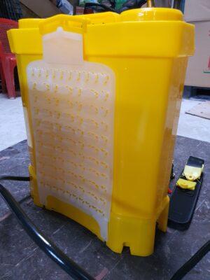 Bình phun thuốc chạy điện Con Ong Vàng 18L