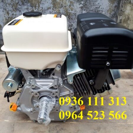 Động Cơ Xăng 15HP Có Đề HYUNDAI HGE 420S