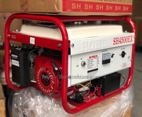 Máy phát điện HONDA SH 4500 EX