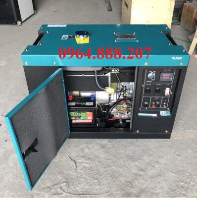 Máy phát điện diesel 7kW chống ồn BAMBOO 8800ET