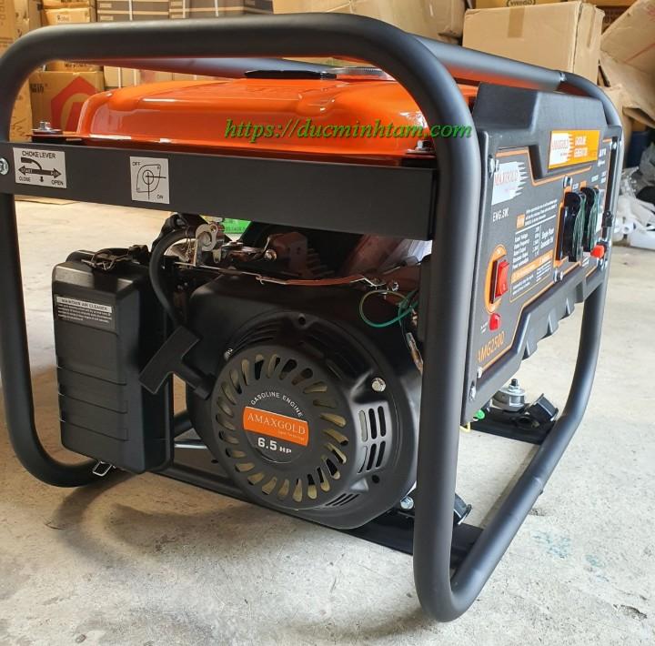 Máy phát điện 2kW giá rẻ AmaxGold 2500
