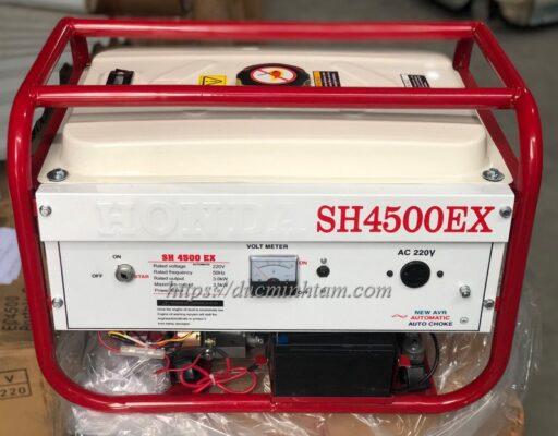 Máy phát điện chạy xăng 3kw Honda chính hãng