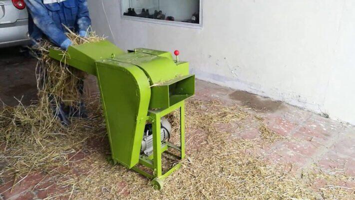 Máy băm cỏ voi đa năng