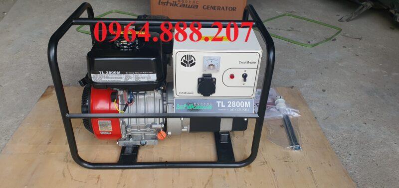 Máy phát điện 2.5kW Mitsubishi TL2800