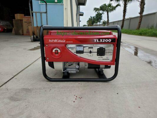 Máy phát điện 2kW HONDA TL3200 chính hãng