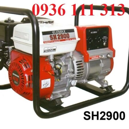 Máy Phát Điện Nhật Bản 2Kw Elemax SH2900