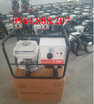 Máy phát điện 2kw Honda TL2500H chạy xăng