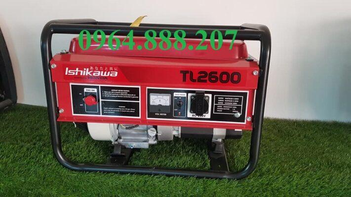 Máy phát điện mini gia đình 2.5kW HONDA 2600
