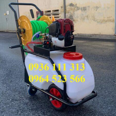 Máy Phun Thuốc Xe Đẩy GX35